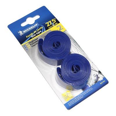 Fonds de jante vélo Michelin haute pression bleu 27.5'' x 20mm