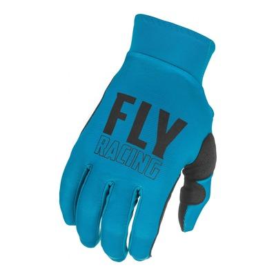 Gants cross Fly Racing Pro Lite bleu/noir