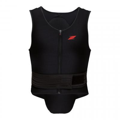 Gilet de protection Zandona Soft Active Vest Evo X7 noir (Taille 170/179cm)