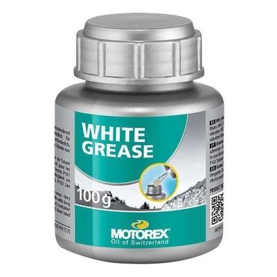 Graisse Motorex White Grease 628 100g