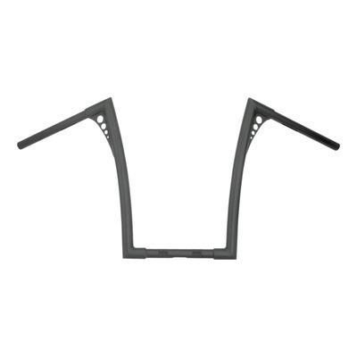 Guidon Roland Sands King Ape hauteur16'' (40,5 cm) Ø1-1/4'' (32 mm) black ops