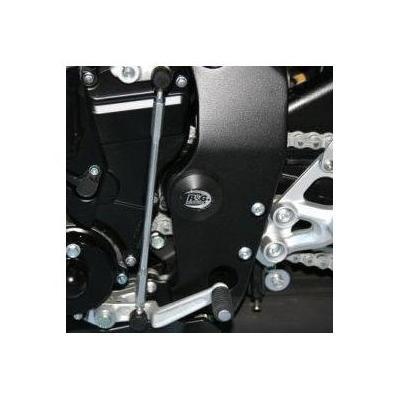 Insert de cadre gauche R&G Racing noir Suzuki GSX-R 1000 09-16
