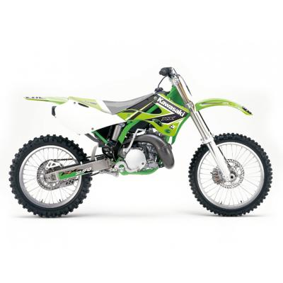 Kit déco Blackbird Racing Dream 4 Kawasaki 125 KX 99-02 vert/blanc/noir