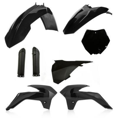 Kit plastiques complet Acerbis KTM 85 SX 13-17 noir