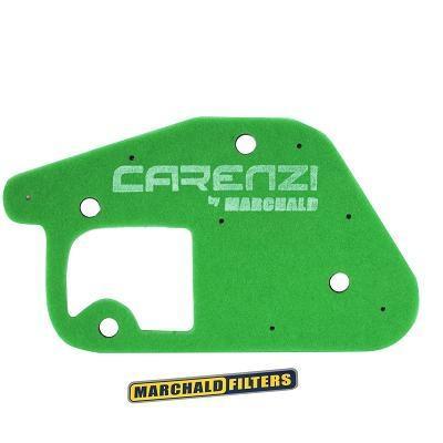 Mousse de filtre à air Carenzi double densité Booster/BW's