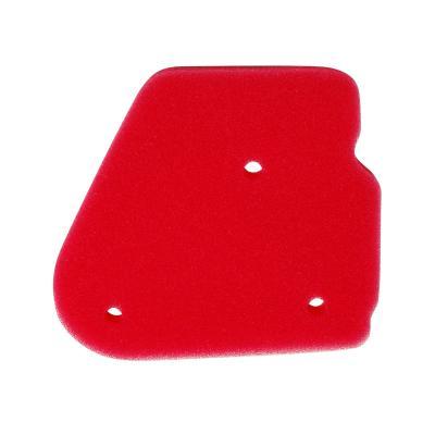 Mousse de filtre à air rouge adaptable Nitro/Ovetto/Aerox/Neos/malaguti f10/f12/f15