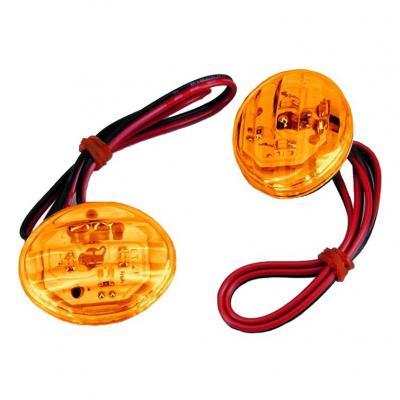 Paire de lampes TNT Cateye à coller