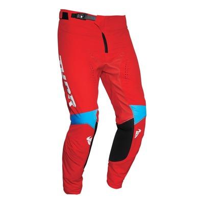 Pantalon cross Thor Prime Pro Unite rouge/blanc