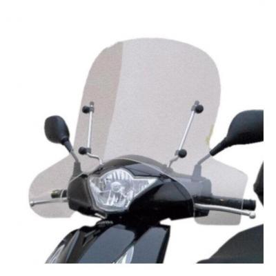 Pare-brise Bullster 38 cm incolore Honda SH 125 13-16