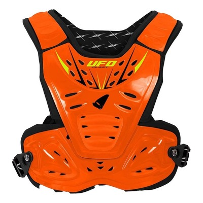 Pare-pierre enfant Ufo Reactor 2 Evolution orange/noir