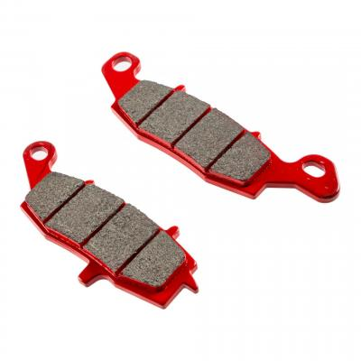 Plaquettes de frein Brembo métal fritté 07KA19SA