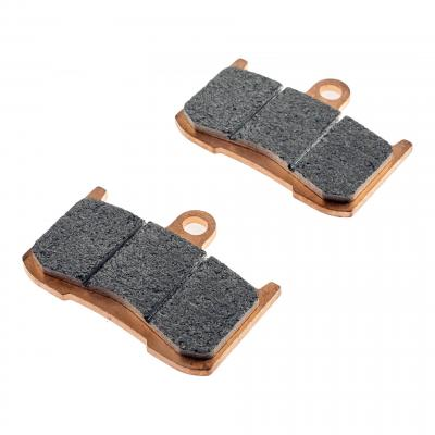 Plaquettes de frein SBS métal fritté 782HS