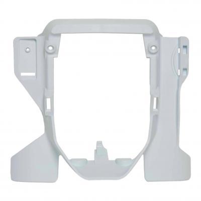Plastique plaque phare inférieur Acerbis Husqvarna 250 FE 2020 (blanc 2)