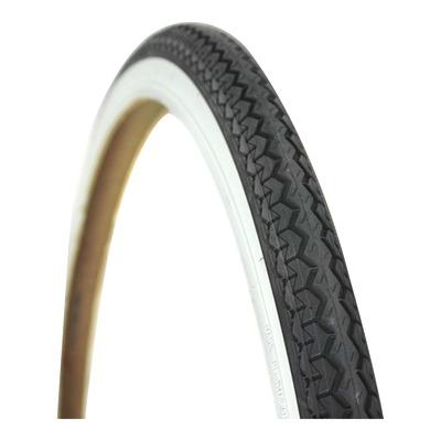 Pneu vélo City Michelin World Tour TR noir/blanc (26 X 1.3/8'')