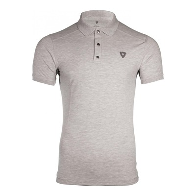 Polo Rev'it Ashland gris