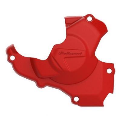 Protection de carter d'allumage Polisport Honda CRF 250R 18-19 rouge