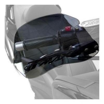 Protèges mains Bullster fumés noirs Yamaha T-Max 530 12-16