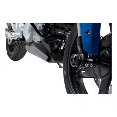 Roulettes de protection de fourche SW-MOTECH BMW G 310 R 17-18