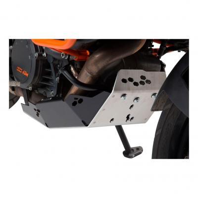 Sabot moteur SW-MOTECH noir / gris KTM 1190 Adventure / R 13-