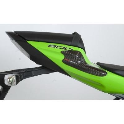Slider de coque arrière R&G Racing carbone Kawasaki ZX-6R 09-12