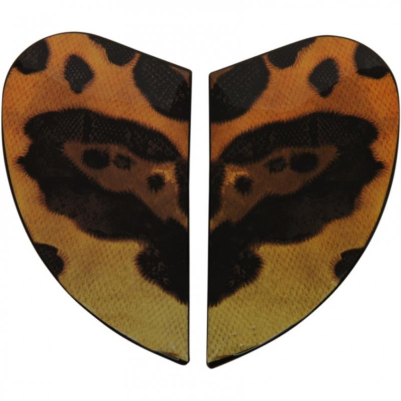 Plaques latérales Icon pour casque Airmada Sauvetage