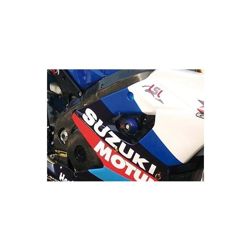 Kit fixation tampon de protection LSL Suzuki GSX-R 1000 05-06