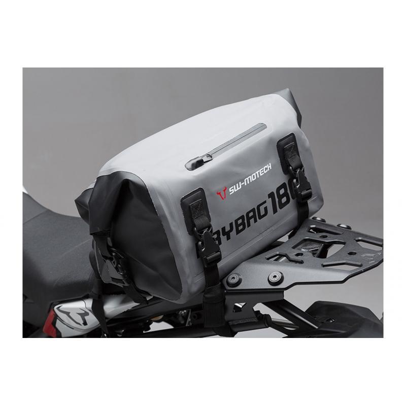 Sac étanche SW-MOTECH Drybag 180 18L gris / noir - 3