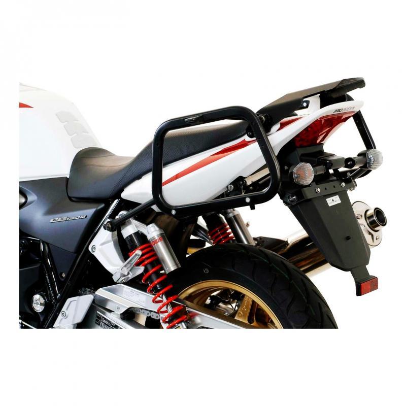 Support pour valise SW-MOTECH QUICK-LOCK EVO noir Honda CB 1300 / S -09