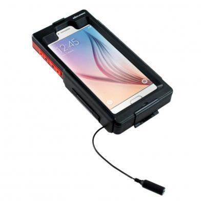 Étui rigide SW-MOTECH pour Samsung Galaxy S6 noir