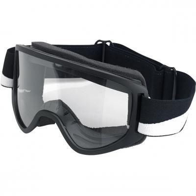 Masque Biltwell Moto 2.0 noir/blanc damier