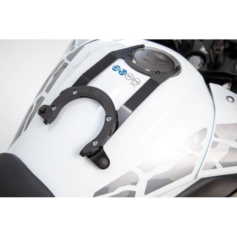 Bride de fixation réservoir SW-Motech ION noir Honda CB 500 X 18-19 - 2