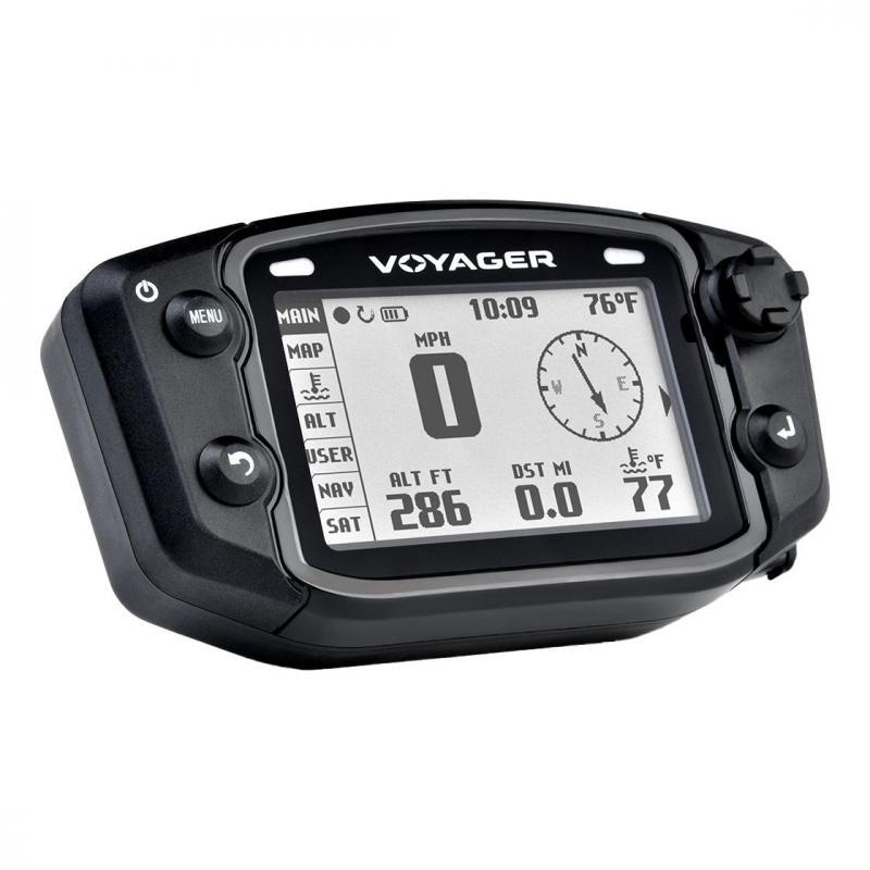 Compteur GPS Trail Tech Voyager pour Yamaha Blaster 200