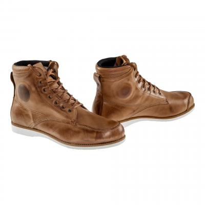 Chaussures de moto Alpinestars MONTY marron
