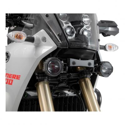 Support pour feux additionnels SW-Motech noir Yamaha Ténéré 700 19-20