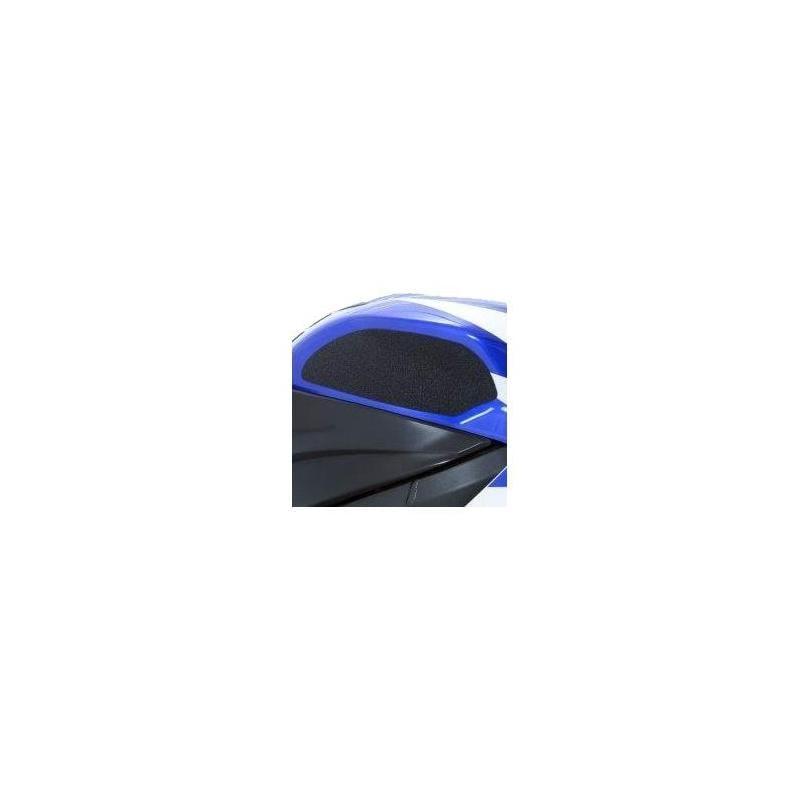 Kit grip de réservoir R&G Racing translucide Honda CBR 1000 RR 08-11 4 pièces