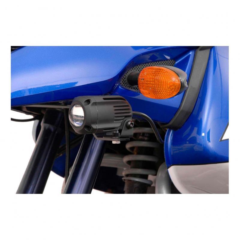 Support pour feux additionnels SW-MOTECH noir BMW R 1150 GS / Adventure