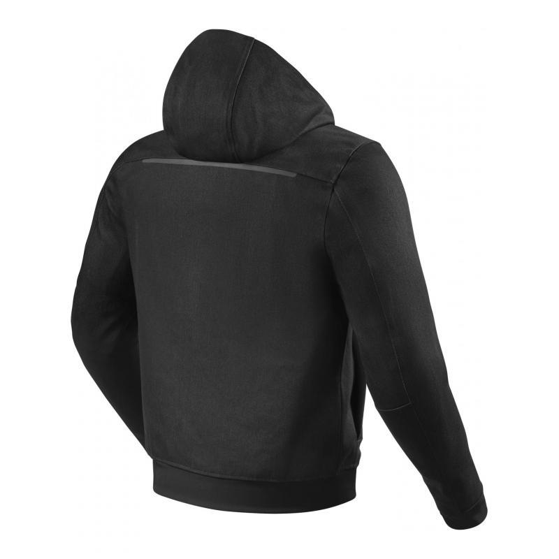 Blouson textile Rev'it Stealth 2 noir - 1