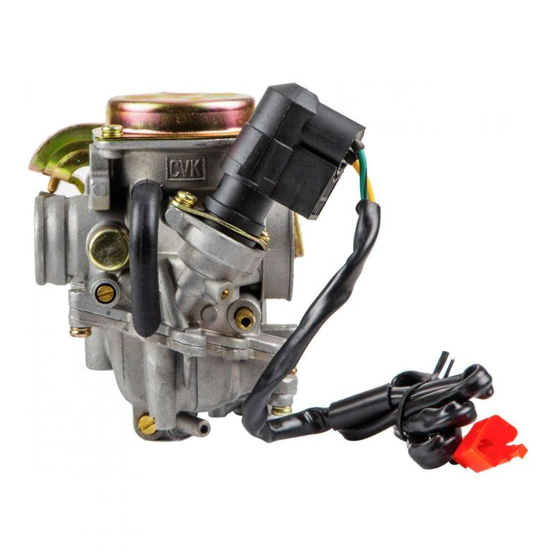 Carburateur D.18 GY6 139QMA/B Agility V-clic Kisbee 4T - 3