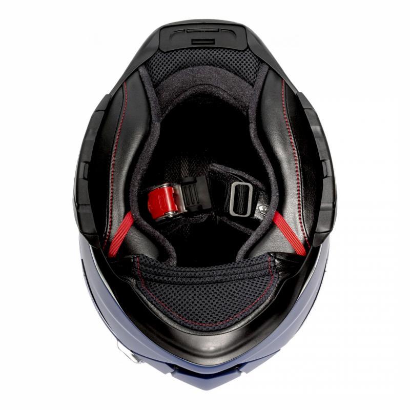 Casque intégral Shoei GT-Air II bleu mat - 5