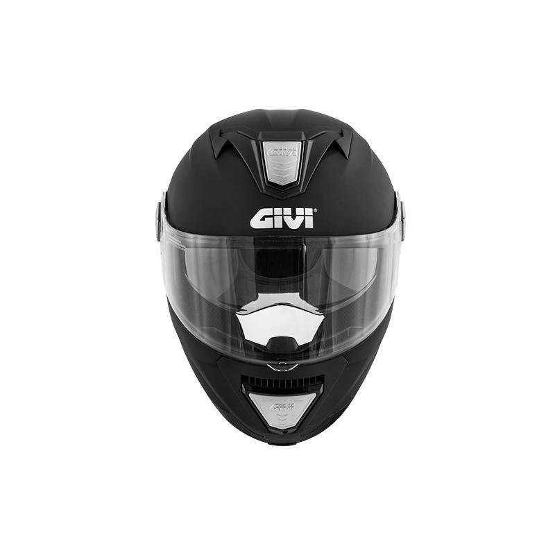 Casque modulable Givi X.23 Sydney Solid color noir mat - 5