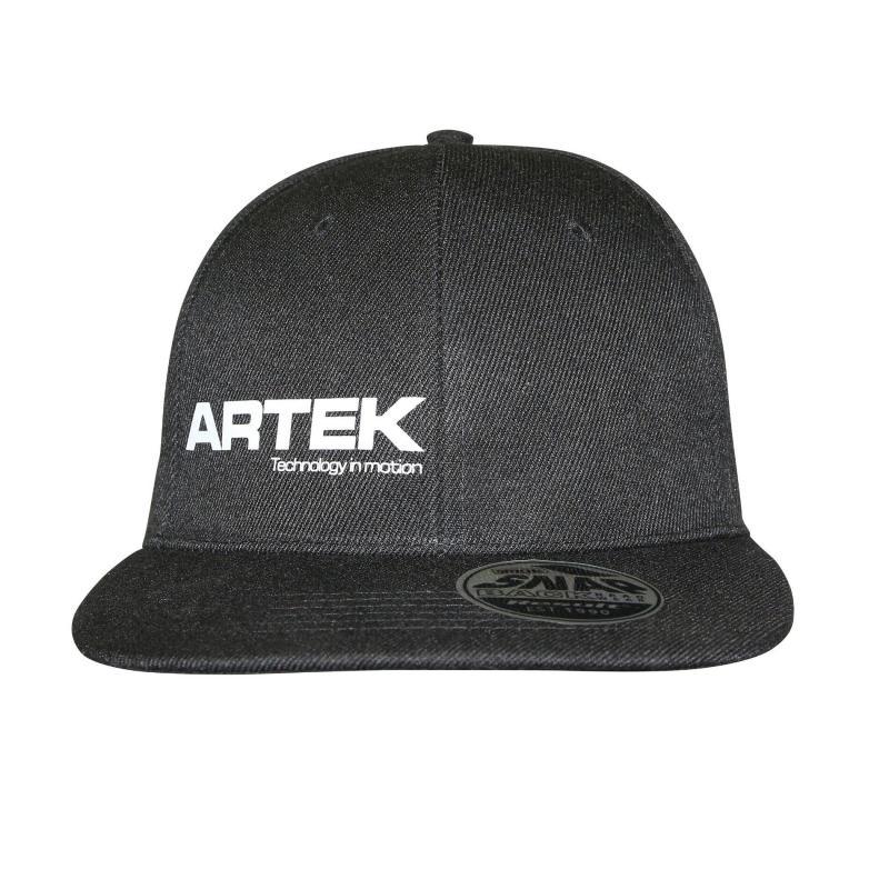 Casquette Artek noir - 2