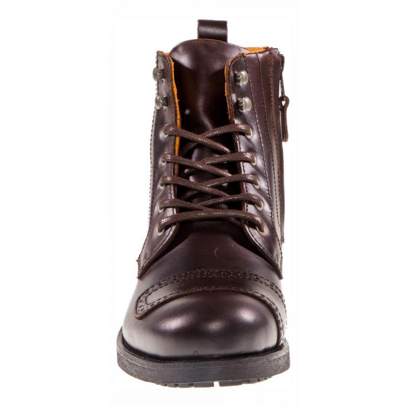 Helstons Travel Moto Moto Travel Marron Marron Chaussures Chaussures Moto Chaussures Helstons srCQhtd
