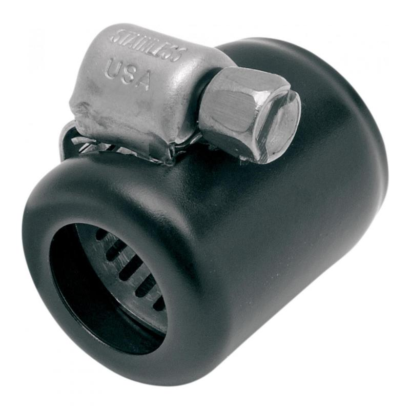 Colliers de serrage Namz essence 1/4''(6,4mm) - 5/16'' (7,9mm) noir lot de 6