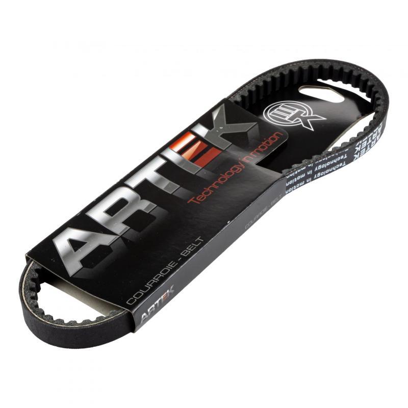Courroie Artek k1 pour MBK 50 Booster,mach-g/Ovetto/Stunt/Nitro/Yamaha 50 BW's/jog/Neos 2t/Slider/Ae - 1