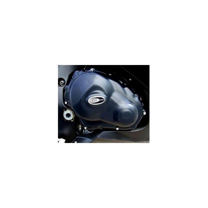 Couvre carter d'embrayage R&G Racing noir Suzuki GSX-R 1000 09-16