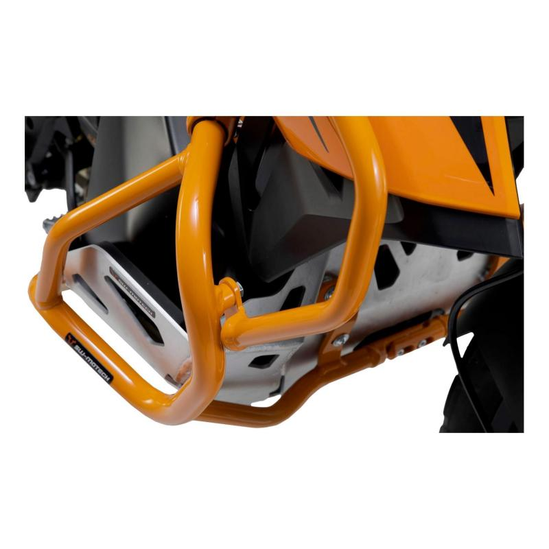 Crashbar orange SW-Motech KTM 790 Adventure 19-20 - 4