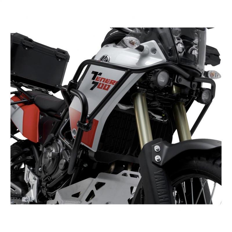 Crashbar supérieur noir SW-Motech Yamaha Ténéré 700 18-20 - 1