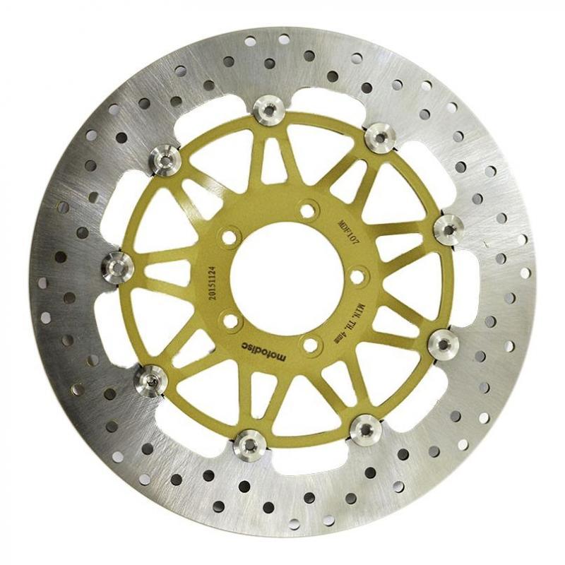Disque de frein MTX Disc Brake flottant Ø 320 mm avant gauche / droit Ducati 999 R 03-06