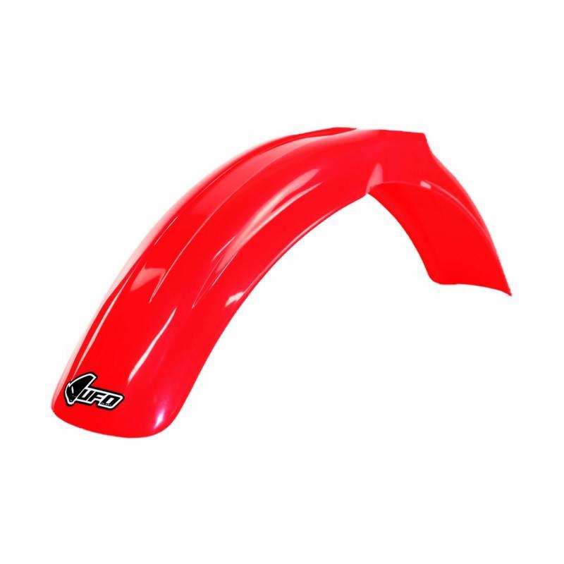 Garde-boue avant UFO Honda CR 500R 87-01 rouge (rouge CR 92-99)