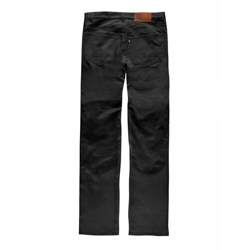 Jeans Blauer Kanvas noir - 1